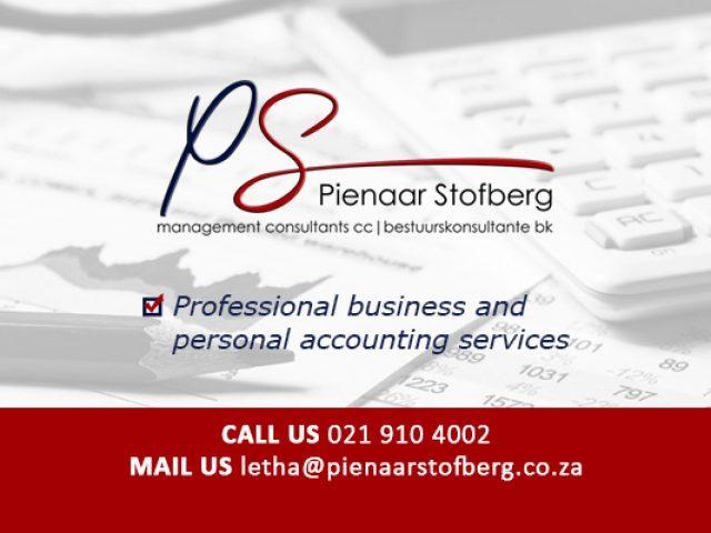 Pienaar Stofberg Management Consultants cc