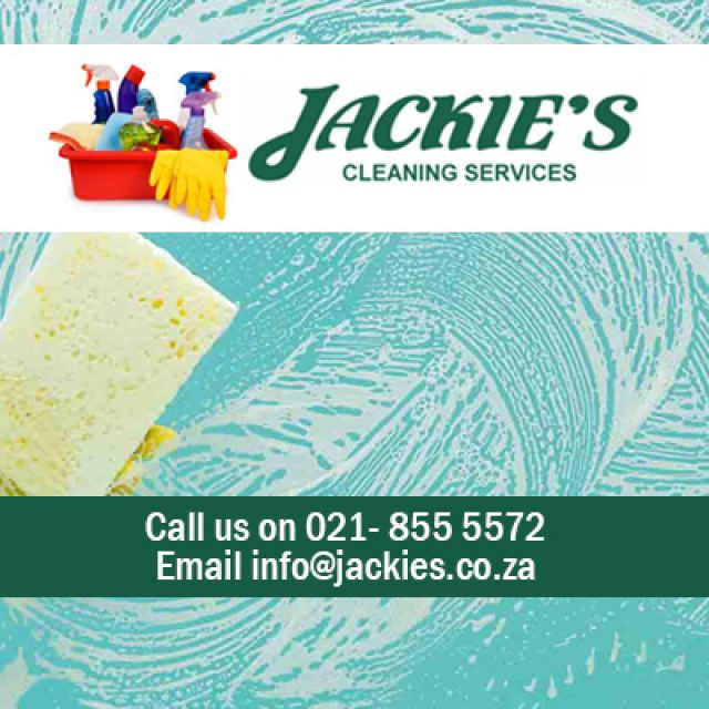 Jackie's Cleaning Service