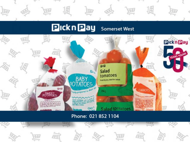 Pick n Pay Somerset West